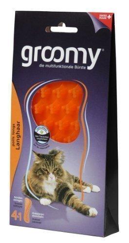 Groomy Langhaar Katze