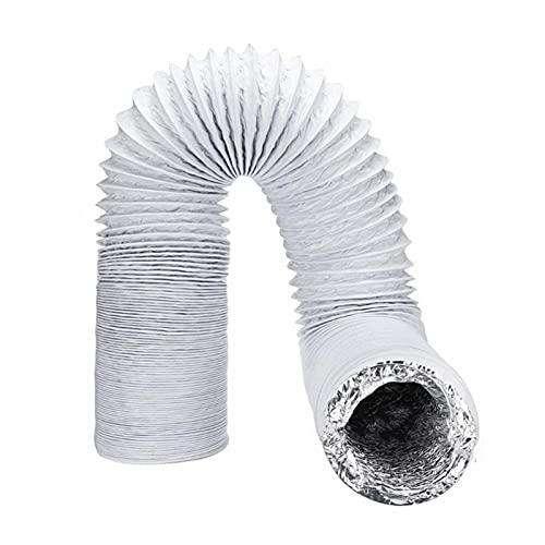 PVC del tubo di scarico 3M PVC flessibile, finestre del tubo di scarico della finestra del kit di scorrimento della piastra del condizionatore d'aria del condizionat 125mm