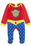 DC Comics Wonder Woman Disfraz Bebe Niña, Ropa Bebe Niña 100% Algodon, Pijamas...