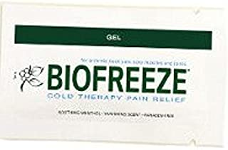 Biofreeze Pain Relieving Gel - 3 ml Travel Packets (24)
