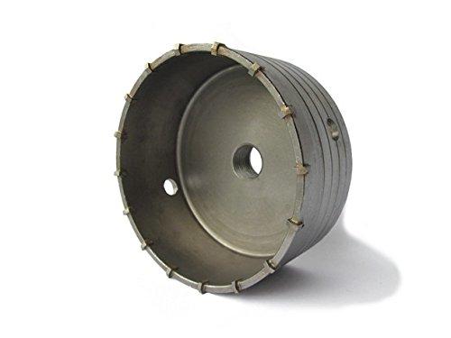 Bohrkrone Dosenbohrer Ø 160 mm - mit M22 Gewinde
