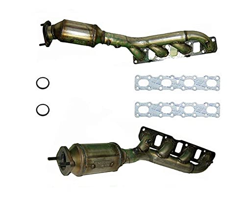 Manifold Catalytic Converters for Infiniti QX56 04-10 for Nissan Titan 2004-2015