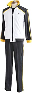 Re:Zero Starting Life in Another World Costume Subaru Natsuki Outfit, White&Black