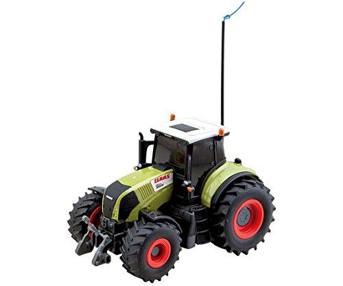 RC Auto kaufen Traktor Bild 2: RC ferngesteuerter Traktor Claas Axion 850 Maßstab 1:28 inkl. allen Batterien RTR - Sofort Spielbereit - LIZENZ NACHBAU*