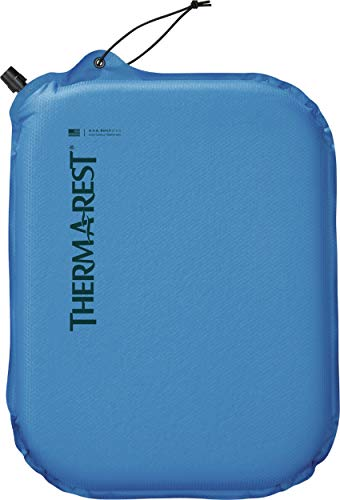 Therm-a-Rest Lite Seat Ultralight Inflatable Seat Cushion, Blue