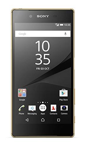 Sony Xperia Z5 SIM-Free Smartphone (UK Version) - Gold