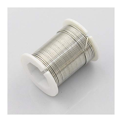 XUXUN Joyería Wire 0,2/0,3/0,4/0,5/0,6/0,8/1,0 mm Diámetro del Alambre de Cobre for DIY Metal Crafts Accesorios Granos del Alambre Instrument Strings