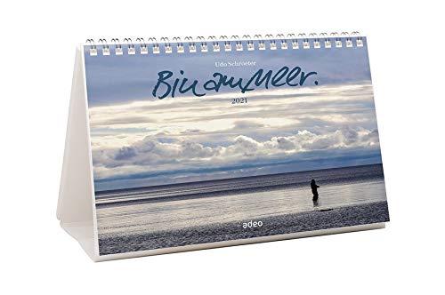 Bin am Meer 2021 - Tischkalender