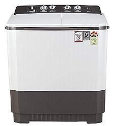 LG semi automatic washing machine 9 kg P9040RGAZ
