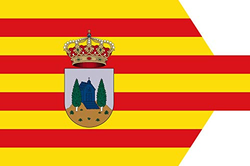 magFlags Bandera Large Betxí | Betxí, Plana Baixa País Valencià | Bandera Paisaje | 1.35m² | 90x150cm