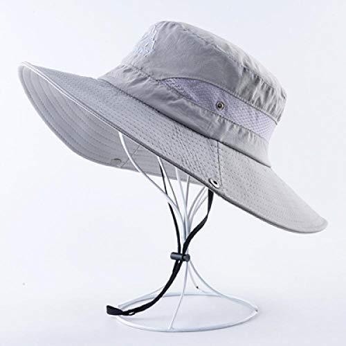Sombrero Pescador Gorras Sombrero para El Sol para Hombre...