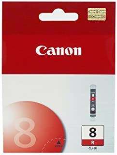 Canon CLI-8 Red Ink Tank Compatible to Pro9500, Pro9500 Mark II