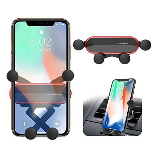 ORYCOOL Porta Cellulare Auto, Supporto Cellulare da Auto, Universale gravità Supporto Smartphone per Auto, Compatibile con iPhone 11pro Max/11, Galaxy S20/ S20 +, Huawei, Mi
