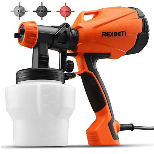 REXBETI Ultimate-750 Paint Sprayer, 500 Watt High...
