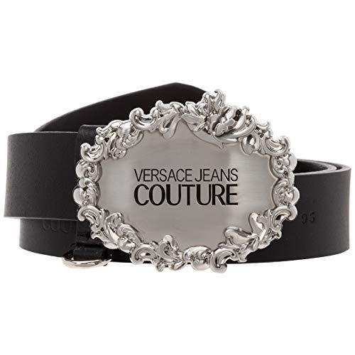 Versace Jeans Couture hombre cinturón nero 90 cm