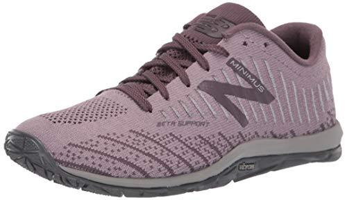 New Balance Damen Minimus 20v7 d Hallenschuhe, Pink (Cashmere/Light Shale Rc7), 41.5 EU