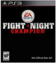 New Electronic Arts Fight Night Champion Fighting Game Complete Product Standard Retail Ps 3