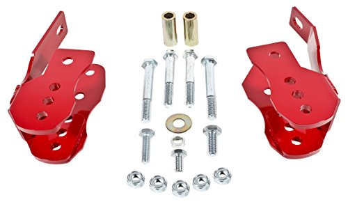 BMR Suspension CAB005R Mustang Control Arm Relocation Bracket (05-14), 1 Pack