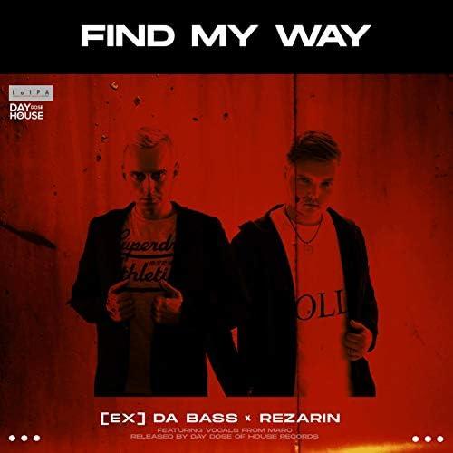 [Ex] da Bass, REZarin & Marc