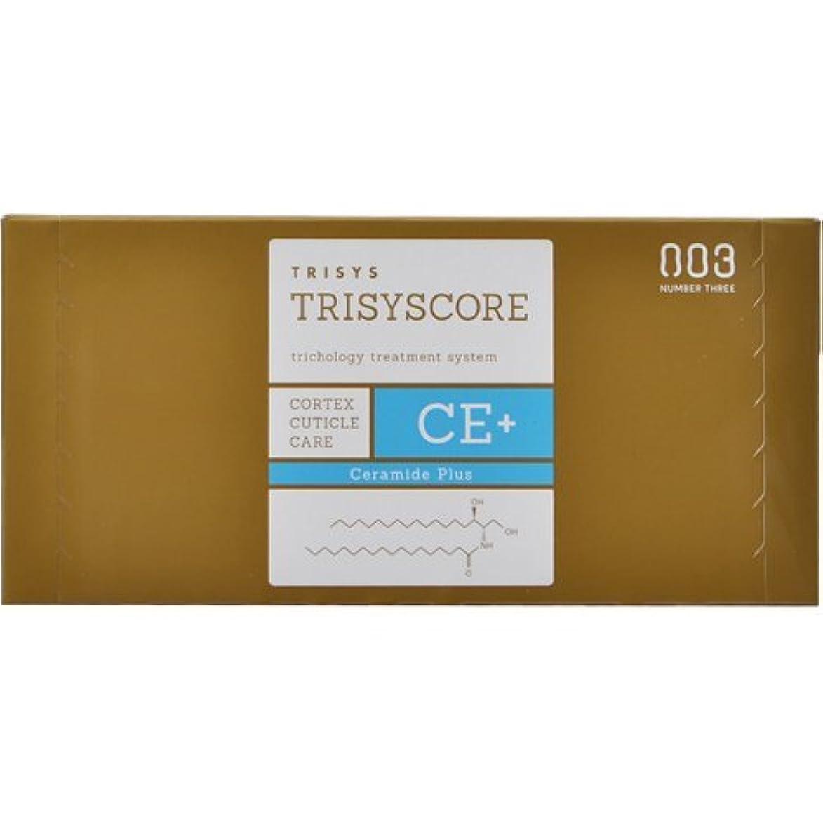 鉛筆保護するハーネスナンバースリー トリシスコア CEプラス 12g×4