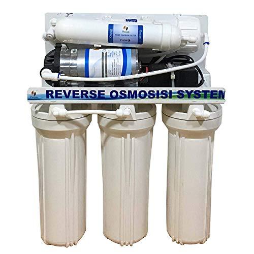 Ozean 12 LTR Under Sink RO Water Purifier Without Tank