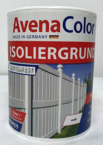 Avena Color Isoliergrund 1 Liter weiß