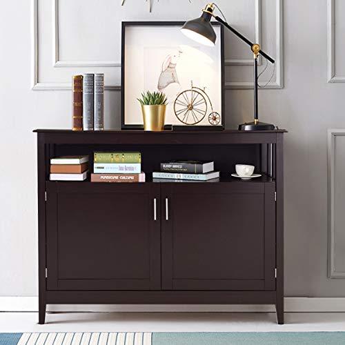 Costzon-Kitchen-Storage-Sideboard-Dining-Buffet-Server-Cabinet-Cupboard-with-Shelf
