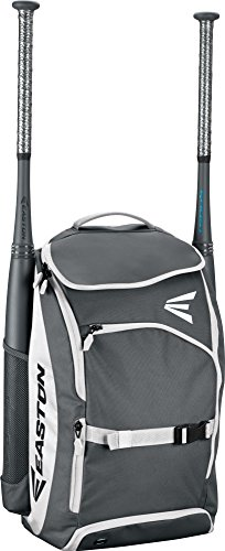 Easton heldenmut Softball Bat Pack, Unisex, grau/weiß