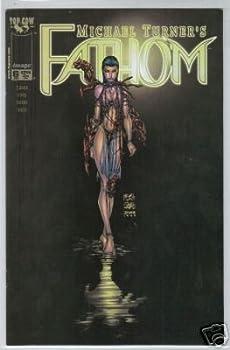 Comic Fathom #6 Book