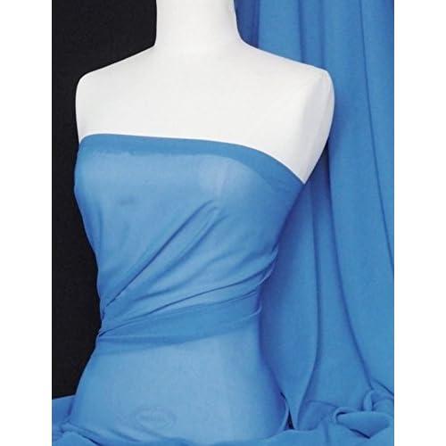 2db6824c684 Chiffon Soft Touch Sheer Fabric Material