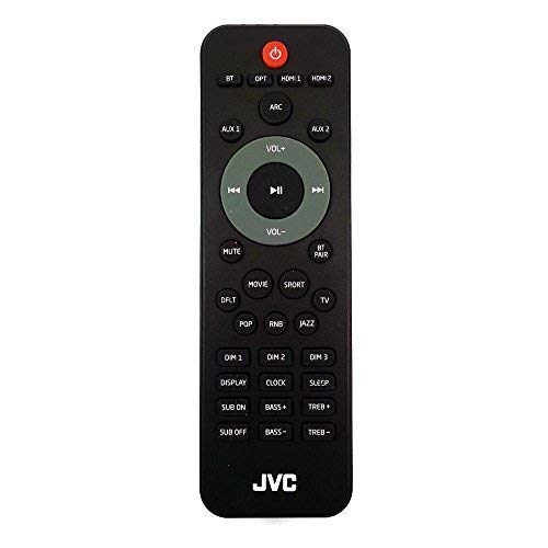 Originalprodukt ORIGINAL Soundbar-Fernbedienung für JVC th-wl711b