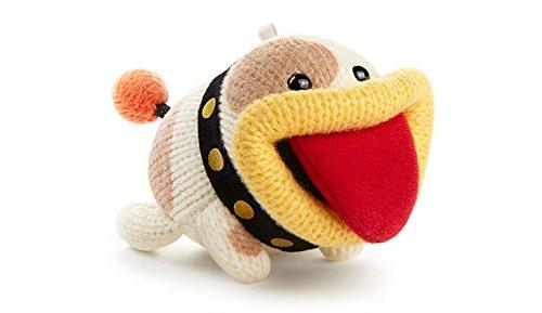 Amiibo 'Yoshi's Woolly World' - Poochy de laine