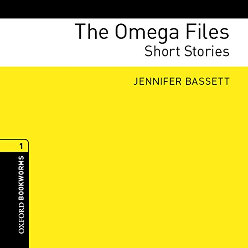The Omega Files: Short Stories audiobook cover art