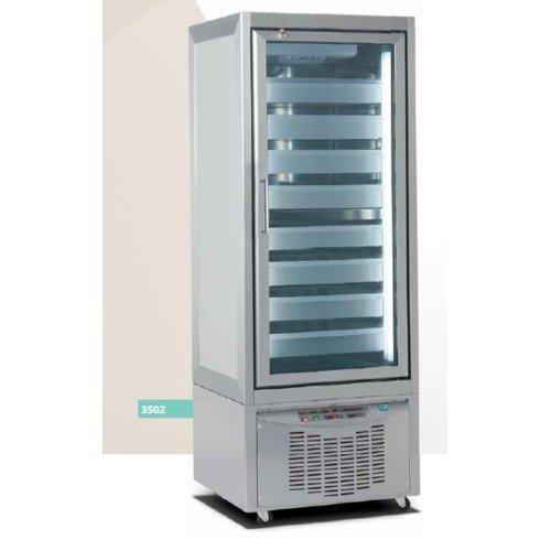 Vitrina refrigerador nevera farmacia medicamentos cm 70x65x190 0 +20 RS2217