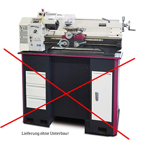 Optimum Tu 2406 V – Drehmaschine