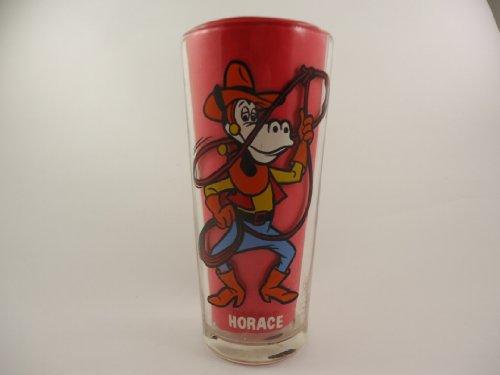 Pepsi Collector Serie Glas – Happy Birthday Mickey – Horace und Clarabelle