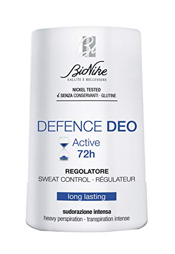 BioNike Defence Deo Active 72H Roll On - 50 ml.