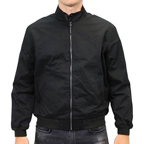 Ralph Lauren Herren Harrington Jacket Schwarz S