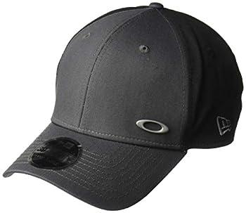 Oakley mens Tinfoil Cap Hat Grigio Scuro Large-X-Large US