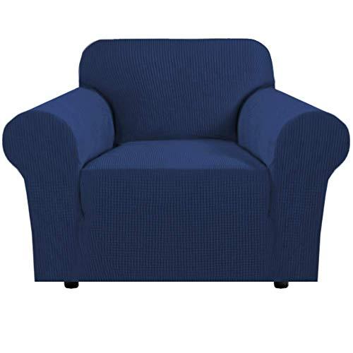 Fundas elásticas para sofá de 3 plazas Fundas de sofá para Sala de Estar Fundas para sofá Fundas para Muebles con Fondo elástico, Tela Jacquard Suave y Gruesa l