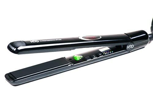 H2D VI Professional - Piastra per capelli ionica e infrarossa