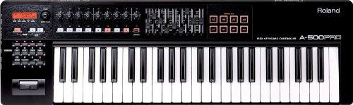 Roland A-500PRO Midi-Keyboard Controller–Schwarz