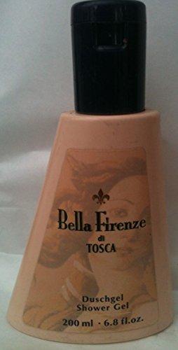 Bella Firenze di Tosca Duschgel 200 ml Muelhens Rarität