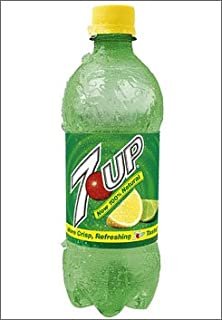 7 UP Soda Soft Drink, 20-Ounce (Pack of 24)