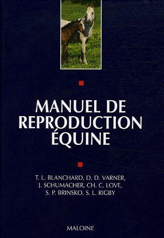 Manuel de reproduction équine