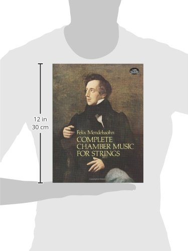 Complete Chamber Music for Strings (Dover Chamber Music Scores)