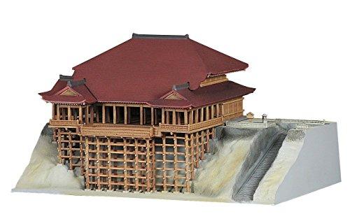 フジミ模型 1/400 清水寺
