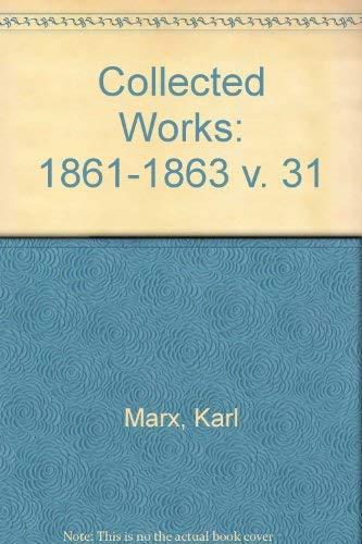 Download Karl Marx, Frederick Engels: 1861-1863 v. 31: Collected Works 085315452X
