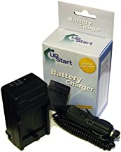 Sony NP-BD1 Cyber-Shot Digital Cameras Charger Replacement - Compatible with Sony Cybershot DSC-T70, DSC-T77, DSC-T200, DSC-T90, NP-BD1, DSC-TX1, DSC-T700, DSC-T900, NP-FD1, BC-CSD, DSC-G3, DSC-T75