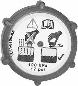 Motorcraft - RS518 Radiator Cap